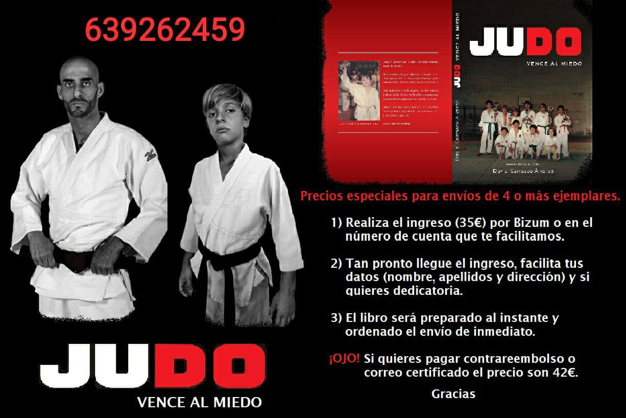 """Libro """"Judo vence al miedo"""""""